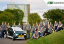 Prototipul unor studenți olandezi: Lina, prima mașină realizată din materiale biodegradabile