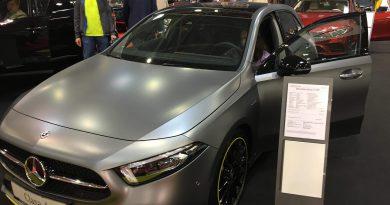 Cum se schimbă regulile jocului în clasa compactă » Review Mercedes-Benz Clasa A, cea mai tehnologizată mașină din segment