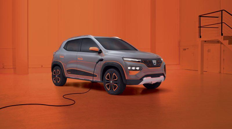 Tot ce trebuie să știi despre primul model electric românesc, conceptul pre-serie Dacia Spring